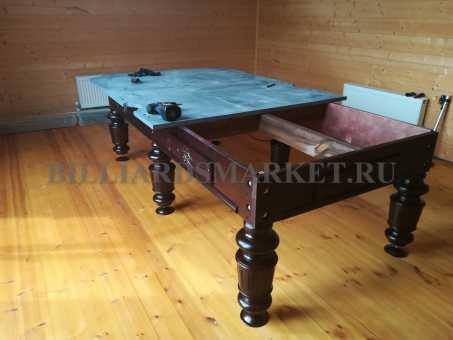 Демонтаж бильярдного стола 6,7,8 футов