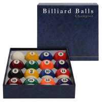 Бильярдные шары для пула Champion Pro Pool 57.2 мм
