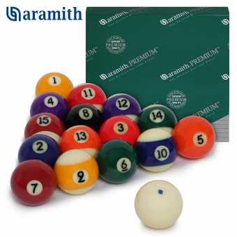 Бильярдные шары Aramith Premium Pool 57,2 мм