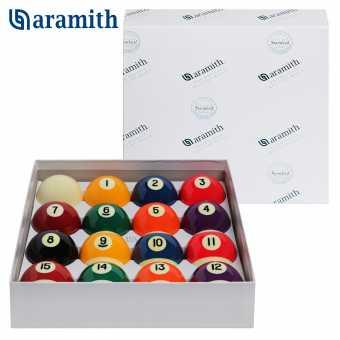 Бильярдные шары Aramith Standard Pool 57,2 мм