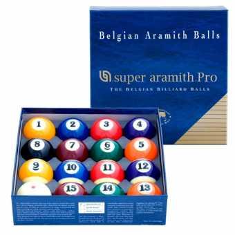 Бильярдные шары Super Aramith Pro Pool 57,2 мм