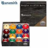 Бильярдные шары для пула Aramith Tournament 57,2 мм