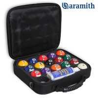 Бильярдные шары Aramith Premium 57,2мм в кейсе