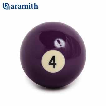 Бильярдный шар №4 Aramith Premier 57,2 мм
