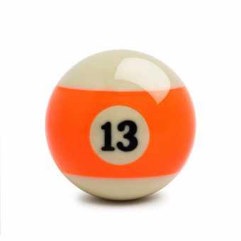 Бильярдный шар №13 Standard Pool 57,2 мм
