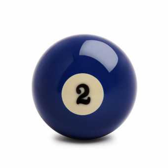 Бильярдный шар №2 Standard Pool 57,2 мм