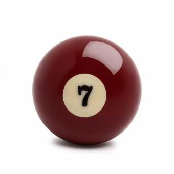Бильярдный шар №7 Standard Pool 57,2 мм