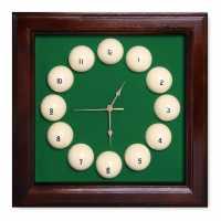 Часы бильярдные Fortuna SR4666 коричневые