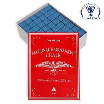 Мел National Tournament Chalk Blue144 штук