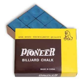 Мел Pioneer Blue 12 шт.