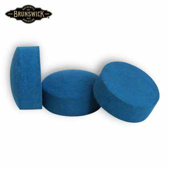 Наклейка для кия Наклейка Brunswick Blue Diamond 12 мм 1 шт.
