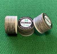 Наклейка для кия Sumix 13 мм Medium с фиброй