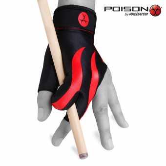 Бильярдная перчатка Poison S/M