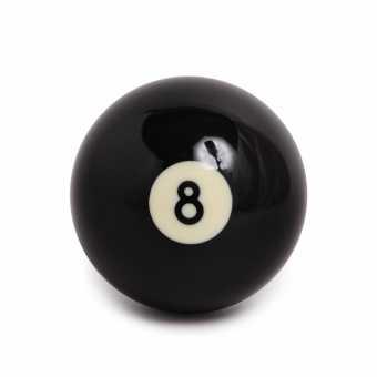 Бильярдный шар №8 Standard 57,2 мм