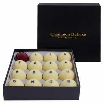 Бильярдные шары Champion DeLuxe Pyramid 68мм