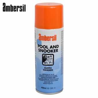 Средство для чистки сукна AMBERSIL Cloth Cleaner аэрозоль 400 мл