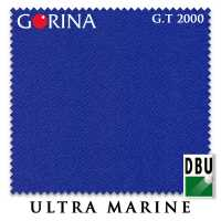 Бильярдное сукно Gorina Granito Tournament 2000 197 см Ultramarine