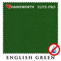 Бильярдное сукно Hainsworth Elite Pro Waterproof 198 см English Green