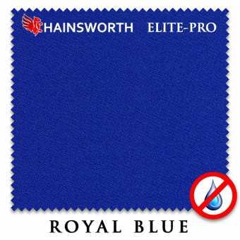 Бильярдное сукно Hainsworth Elite Pro Waterproof 198 см Royal Blue