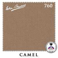 Бильярдное сукно Iwan Simonis 760 195 см Camel