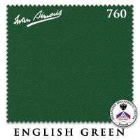 Бильярдное сукно Iwan Simonis 760 195 см English Green