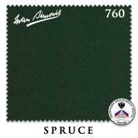 Бильярдное сукно Iwan Simonis 760 195 см Spruce (еловый)