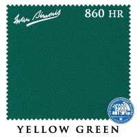 Бильярдное сукно Iwan Simonis 860 HR 198 см Yellow Green