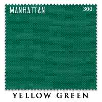 Бильярдное сукно Manhattan 300 195 см Yellow Green