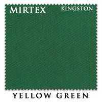 Бильярдное сукно Mirtex Kingston 200 см Yellow Green