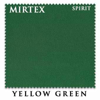 Бильярдное сукно Spirit 200 см Yellow Green