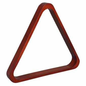 Треугольник Classic дуб коричневый 68 мм