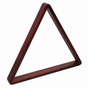 Треугольник бильярдный Венеция дуб махагон 60,3 мм