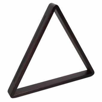 Треугольник Венеция дуб темно-коричневый 68 мм